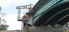 Produkty i sprzęt do budowy mostów